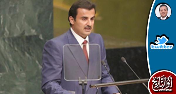 الجوادي يعلق على كلمة سمو الشيخ تميم أمير قطر