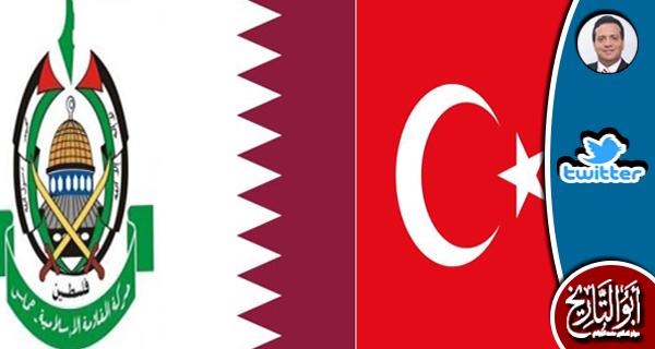 لولا عطف تركيا وقطر وحماس لكان الانقلابي في خبر كان!!