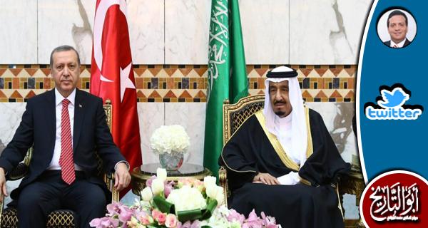 لماذا يجهزون الانقلاب التركي في السعودية ؟