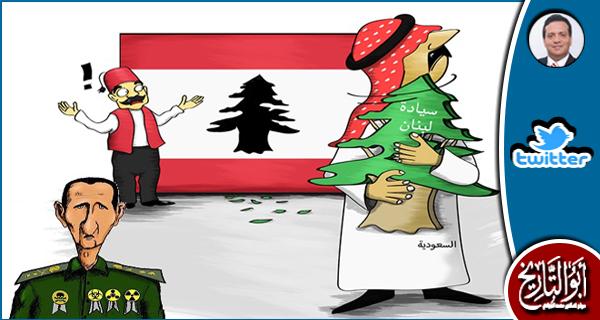 اتعجب للسعودية تدق طبول الحرب على حزب الله وتُعارض سرا إدانة بشار