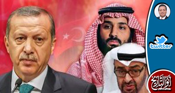 ملوك مستعدون للتنازل عن نصف مملكاتهم من أجل انقلاب في تركيا فاللهم احفظ اردوغان