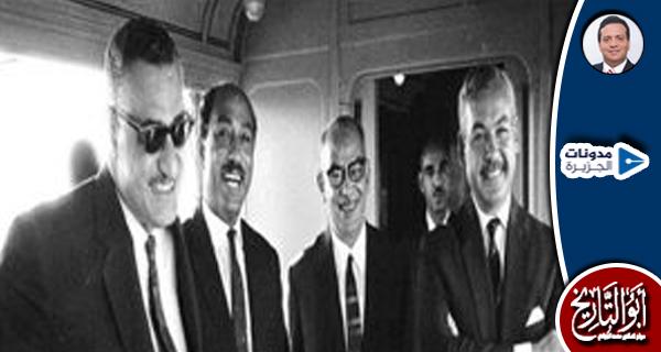تسريب فضيحة لعلي صبري في نهاية عهد عبد الناصر
