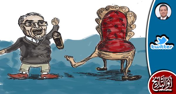 لا تستطيع امريكا ولا اسرائيل زحزحة الانقلابي لا بشفيق ولا بغريق ولا بحريق ولا بصديق ولا بنهيق