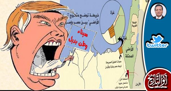 تصريح ابوايفانكا عن سيناء مقصود به تشويه صورة بلحة قبل الانتخابات