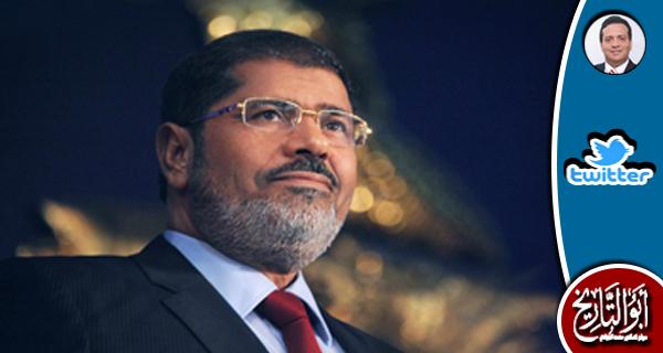 لماذا حكموا على الرئيس مرسي بالسجن لاهانة القضاء ؟ ؟