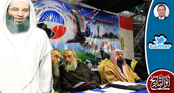 مولانا حسان يحتاج ثلاث ساعات من الشحتفة على حزب النور