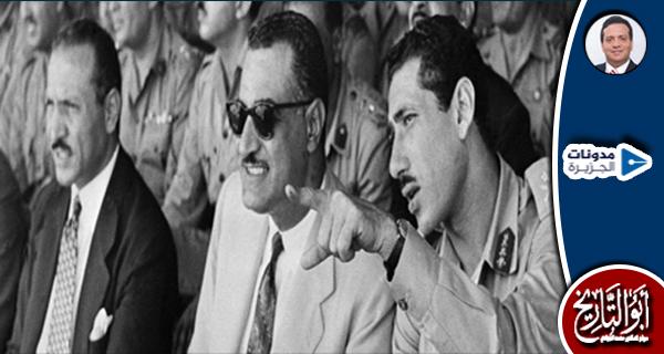 كيف اشتعل صراع عبد النـاصر مع عبد الحكيم عـامر؟