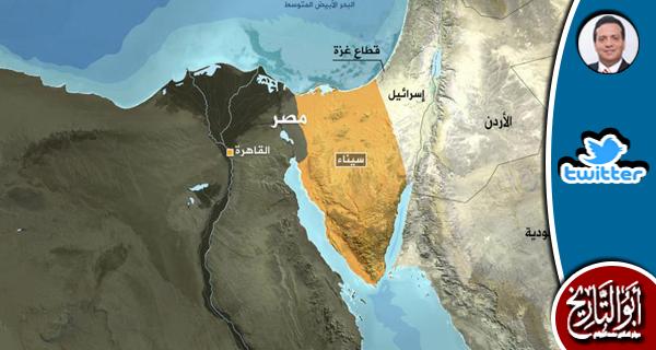 أكبر صحيفة في العالم  تثبت أن الانقلاب يستعين بإسرائيل في سيناء (على أهل سيناء)