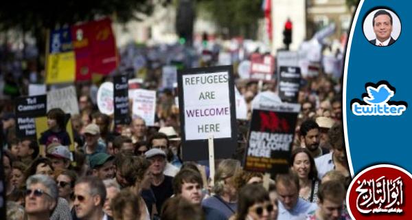 باذن الله قريبا ستصيح اوربا بصوت أوبرالي حزين : اين اللاجئون ؟
