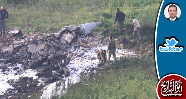 الصاروخ الذي اسقط طائرة ف ١٦كان جزءا من العتاد الذي سيسقط اردوغان والاسلام معه