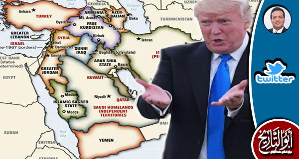 أبو إيفانكا له هدفان فقط .. حلب الخليج وإسقاط تركيا..