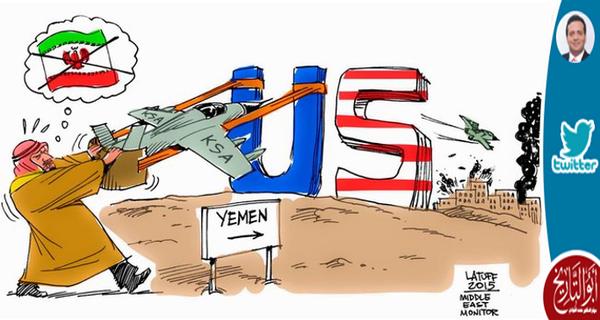 CIA للسعوديين سلموا اليمن لايران او حاربوها وندعمكم