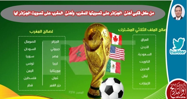 تمنيت من قلبي أن يفوز المغرب الحبيب لكنه نال شرف المحاولة وعرف الشقيق من العقيق