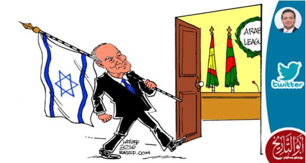 تذكروا بلبل العربي ولو بلعنة جعل جامعة الدول العربية حذاء للبيادة