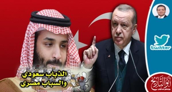 هل عداء السعودية الرسمي لأردوغان وتركيا حقيقي؟