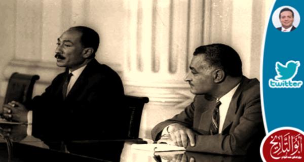 قولا واحدا الرئيس عبدالناصر لم يكن جاسوسا لكنه كان :متحكما فيه