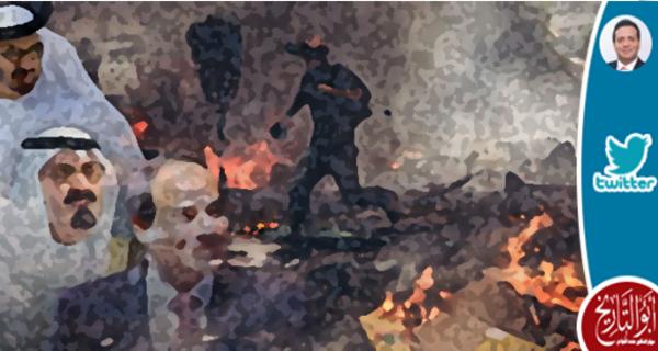 عما قريب يُعلن التحالف السعماراتي عن مسئوليته الكاملة عن مذبحة رابعة