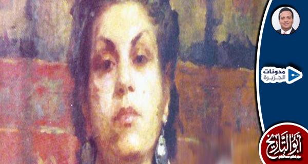 صبري راغب.. الفنان الذي رسم صورة زوجته بـ117 لوحة!