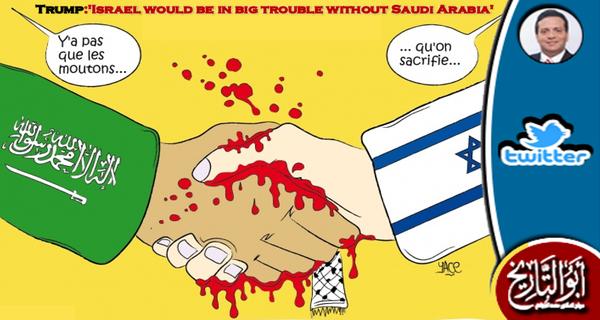 جملة واحدة كررها ترمب تُفسر عداء النظام السعودي لكامب ديفيد