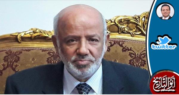 لاول مرة في تاريخ مصر الحديث  اعتقال وزير  عدل