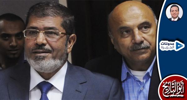حوار #الرئيس_الشهيد د.مرسي مع الأمريكيين قبل الانقلاب
