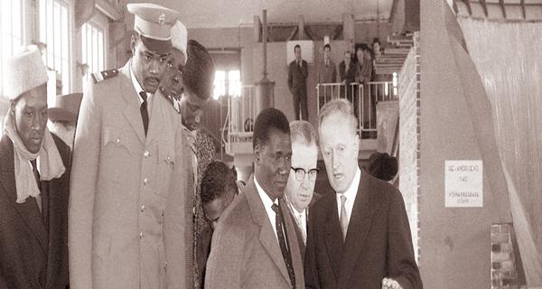 الرئيس أحمد سيكوتوري أكثر الرؤساء الأفارقة التزاما