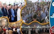 كرّم الله الرئيس الشهيد مرسي بامتناع المنافقين عن نعيه