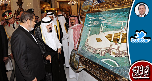 المخابرات السعودية منزعجة من تصاعد وتيرة حزن السعوديين على وفاة مرسي