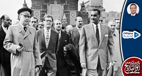 حين ظن الناصريون أن الاتحاد السوفيتي تبناهم وأن عليه أن يتكفل بكل نفقاتهم
