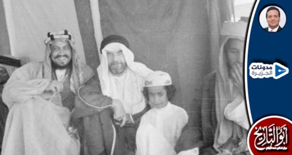 قصة الشيخ الجاسوس عبد الله فيلبي في ثلاثة أقطار عربية