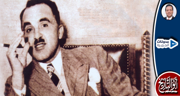مشاركة السادات في اغتيال الوزير الوفدي أمين عثمان
