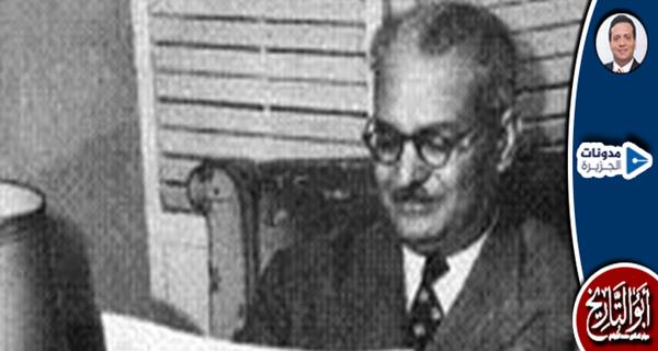 محمود أبو الفتح باشا الذي استوفى للصحافة حقوق الزعامة من مهجته