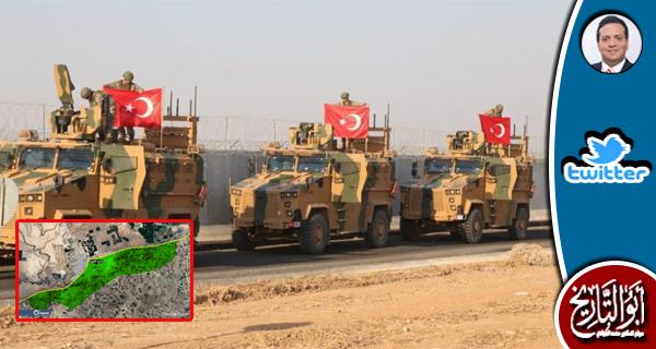 أي فشل يصيب الأتراك في نبع السلام سيؤذي السعوديين أكثر من إيذائه للأتراك