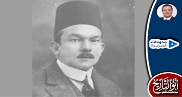 علي الشمسي باشا الذي هو النصف الأبرز الذي فاق الزعماء السبعة ونصف