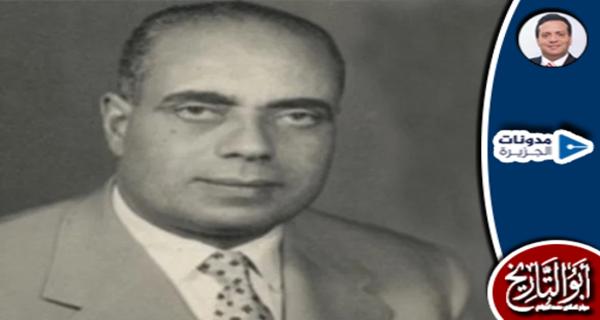 الدكتور #أحمد_الحوفي الأستاذ الذي ارتبط اسمه بالبطولة في الأدب العربي