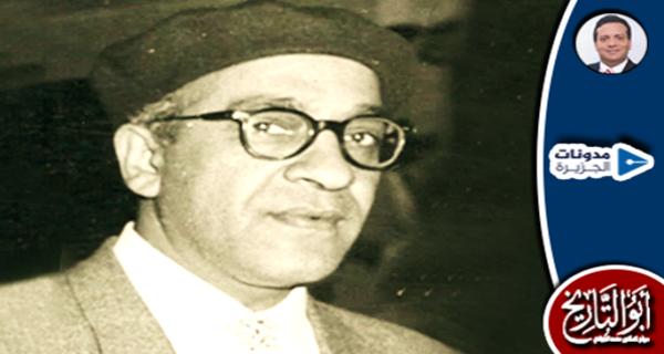 #محمد_شوقي أمين الشاعر الثائر الذي نادى بفكرة الأكاديمية اللغوية وأصبح من رموزها