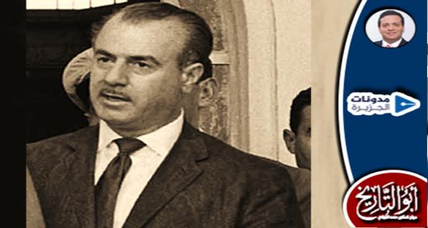 أعظم الوزراء التربويين احتراما.. #أحمد_نجيب_هاشم المؤرخ المترجم السفير