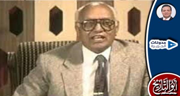 الدكتور #أحمد_شلبي الذي أسس مدرسة للتاريخ الإسلامي في إندونيسيا