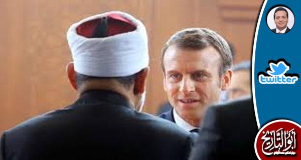شاء الله أن ينطق رئيسا أفرنجيا بالحق فقال: الاسلام ديانة تعيش الآن …في كل مكان