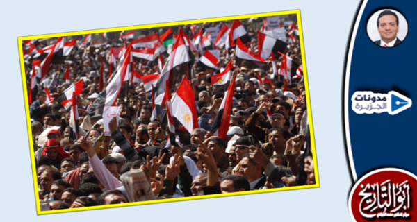 حوارات صائدة للأفكار في ثورة يناير