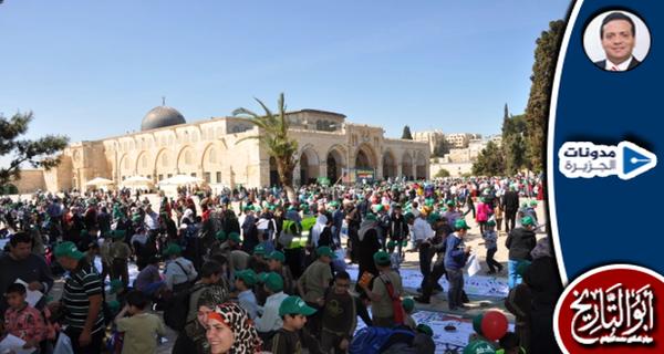 آن الأوان لإعلان تحرر فلسطين..